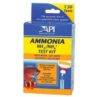 API Ammonia Test Kit For Fish Tank Aquarium NH3 Tropical Coldwater Fish